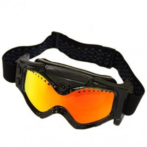 masque de ski caméra HD