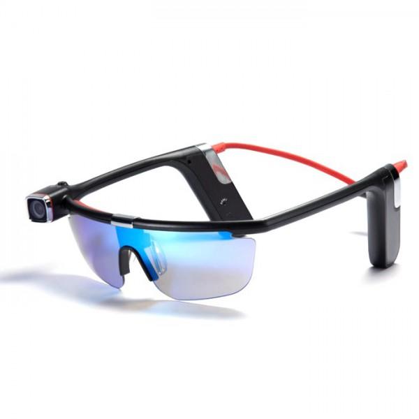 Les lunettes connectées caméra sport