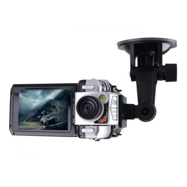 La caméra sport vision nocturne auto vous permettra comme son nom l'indique de filmer et photographier de nuit