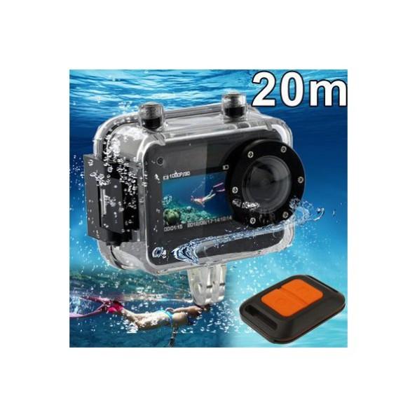 Découvrez les fonds marins avec la caméra étanche